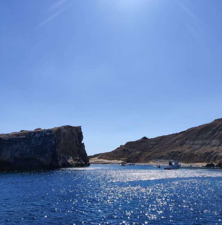 Gozo Halfa Rock