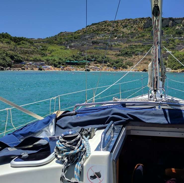 Gozo San Blas Bay