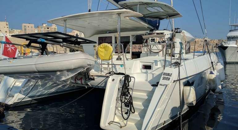Lagoon 421 Catamaran Malta
