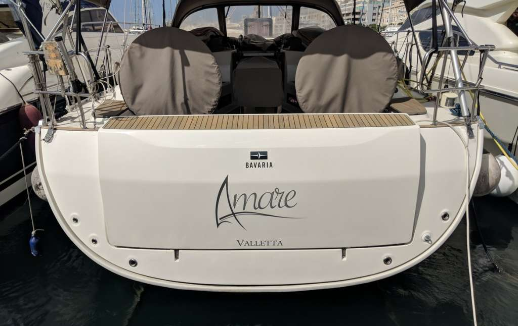 Amare Boat Charter